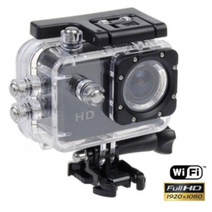 Экшн-камера GLK R-66 Full HD 1080p WiFi