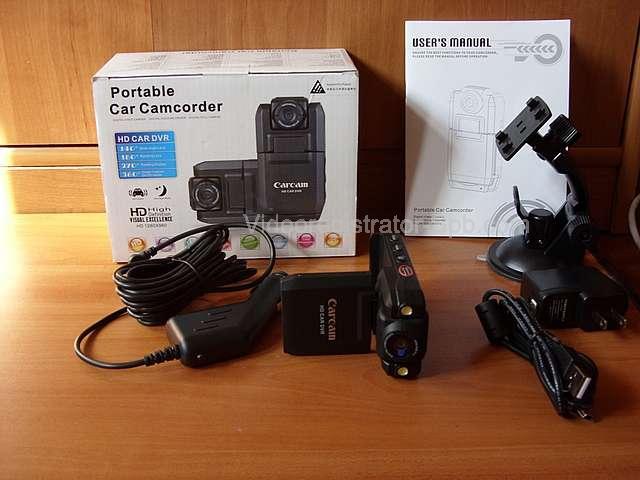 Carcam t9 автомобильный видеорегистратор