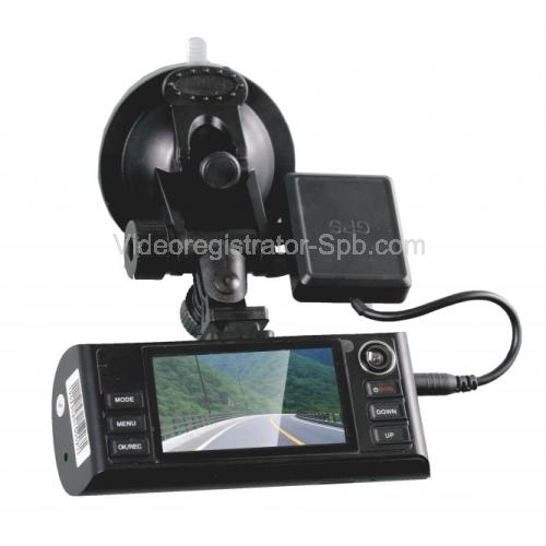 Автомобильный видеорегистратор prestige