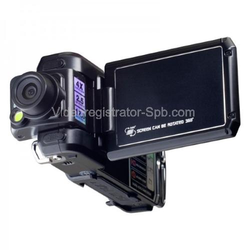 Автономный видеорегистратор с функцией просмотра в реальном времени 2-х канальный видеорегистратор sdr-5760