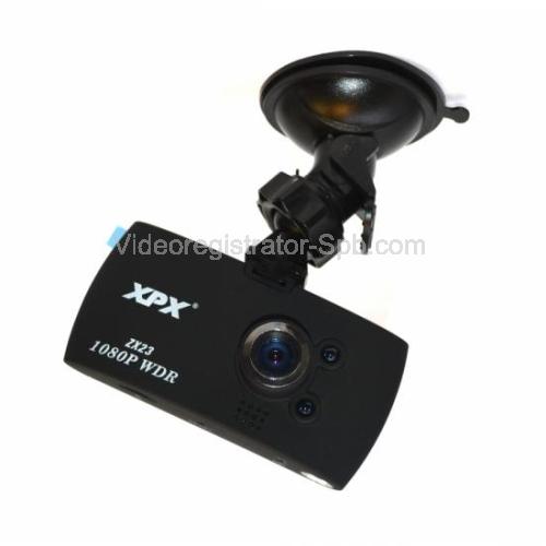 Видеорегистратор xpx zx23 видеорегистратор хорошие отзывы