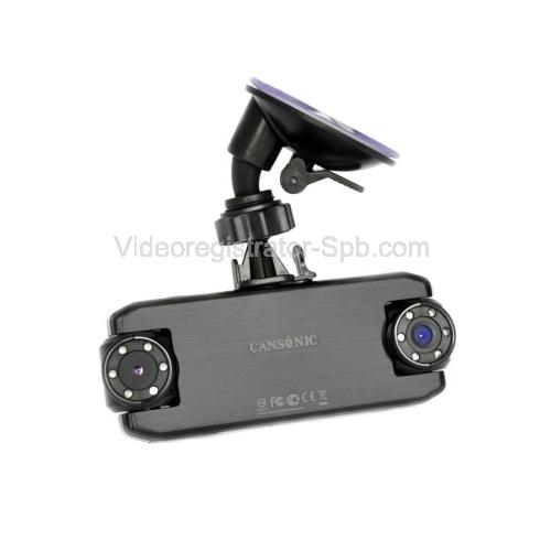 Авторегистраторы с двумя подключаемыми камерами драка видеорегистратор