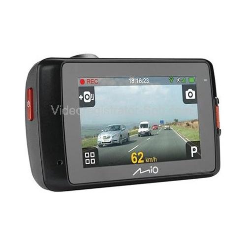 Автомобильный видеорегистратор Mio MiVue 678 - фото 8