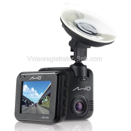 Автомобильный видеорегистратор Mio MiVue C315 - фото 2