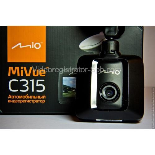 Автомобильный видеорегистратор Mio MiVue C315 - фото 4