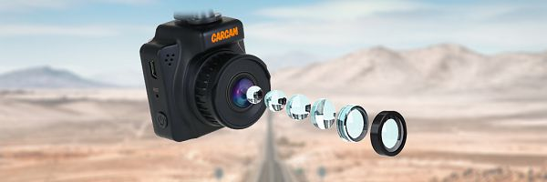 Автомобильный видеорегистратор Carcam R2 GPS Wi-Fi