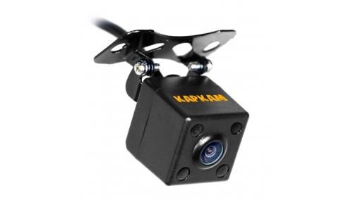 Автомобильный видеорегистратор Каркам Nano U4-FullHD Wi-Fi с двумя камерами
