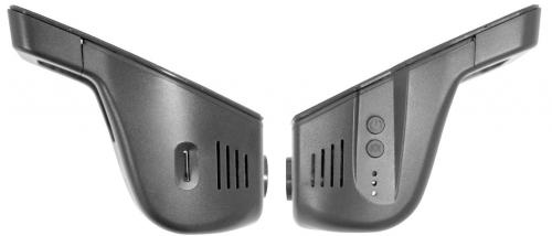 Автомобильный видеорегистратор Каркам U8-FullHD Wi-Fi с двумя камерами