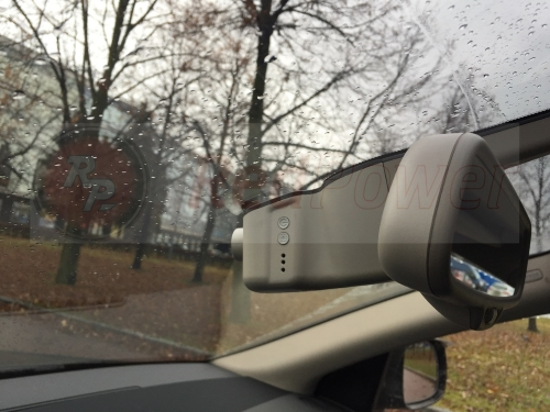 Автомобильный видеорегистратор Redpower  DVR-AUD2-N черный для Audi 2004-2014 Wi-Fi
