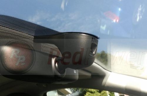 Автомобильный видеорегистратор Redpower DVR-AUD5-N (серый) для Audi 2015+ Wi-Fi