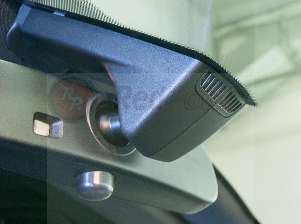 Автомобильный видеорегистратор Redpower DVR-BMW-N