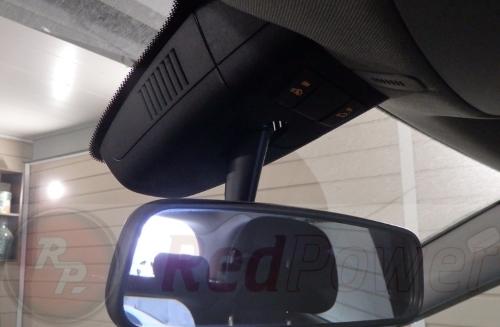 Автомобильный видеорегистратор Redpower DVR-MBB-N для B-class (W246) 2011+ Wi-Fi