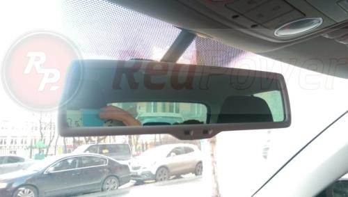Автомобильный видеорегистратор Redpower DVR-VAG3-N для Acura Wi-Fi