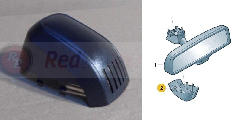 Автомобильный видеорегистратор Redpower DVR-VT-N
