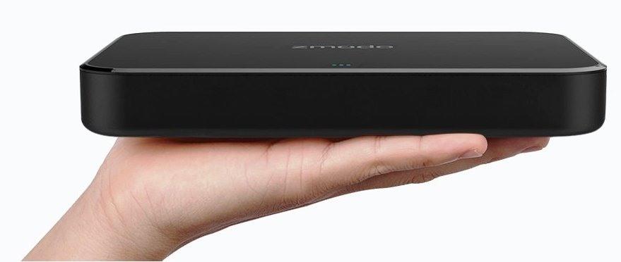 Комплект видеонаблюдения на 2 камеры Zmodo PoE Офис 2