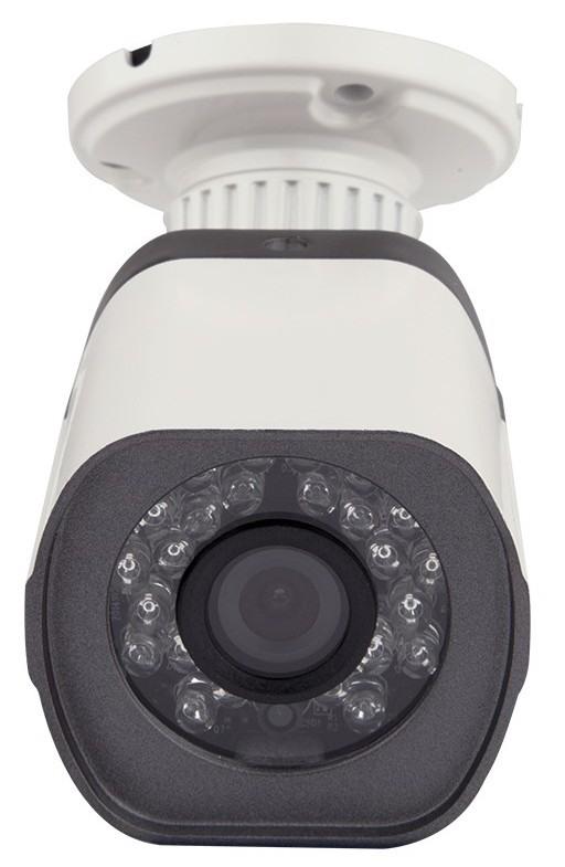 Комплект видеонаблюдения на 8 камер Zmodo PoE Улица
